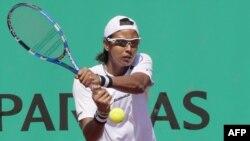 O'zbekistonlik tennischi Oqgul Omonmurodova.