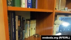 Кніжная паліца Вікторыі