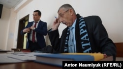 Сулейман Кадыров в суде