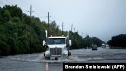Pasojat e uraganti Harvey në Teksas