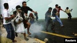 Sukob policije i demonstranata u Jemenu