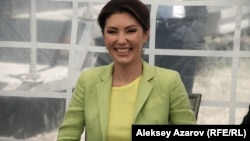 Алия Назарбаева, дочь экс-президента Нурсултана Назарбаева