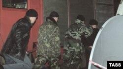 Aksion gjatë arrestimit të anëtarëve të një grupi terrorist në Rusi