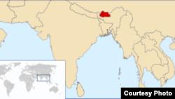 Харитада Бутан