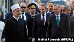 Turski predsjednik u posjeti BiH