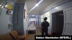 Токмакская территориальная больница.