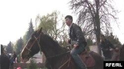 Бишкектеги ат майданында башталган көкбөрү ат оюнунун жыйынтыгы да бүгүн чыгарылмакчы.