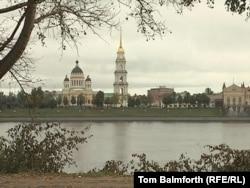 Downtown Rybinsk