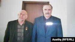 Айдар Хәлим һәм Руслан Аушев