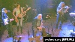 Музыкальная группа. Иллюстративное фото.