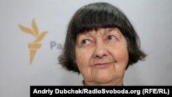 Мати Надії Савченко Марія в студії Радіо Свобода