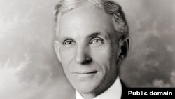 Američki industrijalac Henry Ford (1863.- 1947.)