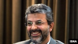Iranian Science Minister Kamran Daneshjou