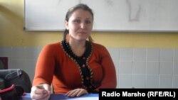 Австри -- Эсмурзиева Мадина, мухIажиршка хьожучу социалан декъан белхахо, Вена, 18Лах12