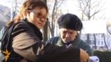 Kyrgyzstan-Bishkek, Meeting