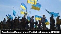 Початок «продовольсьтвенной блокади» Криму, 20 вересня 2015