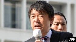 Тору Хасимото, мэр Осаки и один из лидеров Партии японского возрождения.