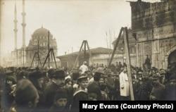 Казнь армян в Стамбуле, 1915 год