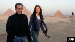 În vacanță în Egipt...