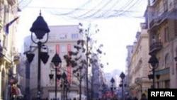 Pamje në Beograd
