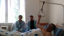 Рамазан Есіргепов палатаға көшірілді