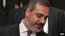 Хакан Фидан, глава турецкой службы безопасности MIT