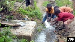 Vəba epidemiyalarına əsasən Afrikanın kasıb ölkələrində rast gəlinir