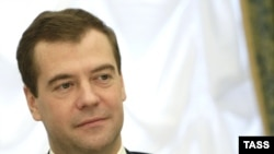 Dmitry Medvedev (file photo)