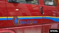 Službena kola Sarajevogasa. očustrativna fotografija