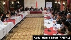 ممثلو منظمات مدنية كردية يدعون للتضامن مع السجناء الكرد في تركيا