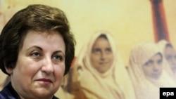شیرین عبادی، برنده جایزه صلح نوبل