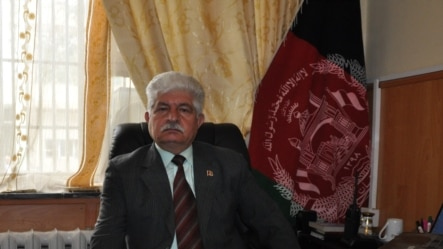 دولت وزیری سخنگوی وزارت دفاع افغانستان