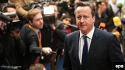 Kryeministri britanik, David Cameron (ARKIV)