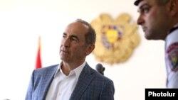 Robert Kocharian məhkəmədə,16 may, 2019, Yerevan