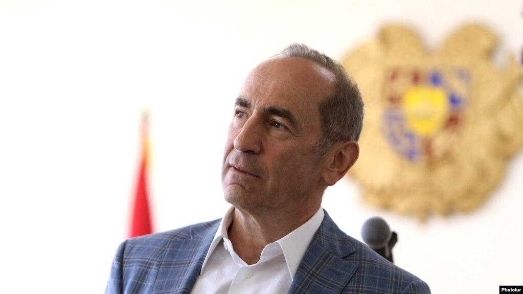 Известна дата заседания апелляционного суда по делу Роберта Кочаряна