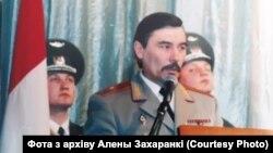 Юры Захаранка. Фота з архіву Алены Захаранкі.
