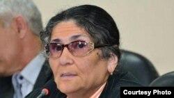 Ойниҳол Бобоназарова, ҳуқуқдони тоҷик.