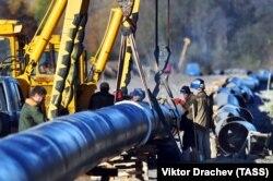 Нефтепровод через Беларусь и Украину с советских времен называется «Дружба»