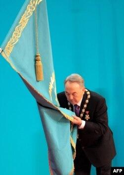 Назарбаевтың инауграциясы. 2011 жыл.