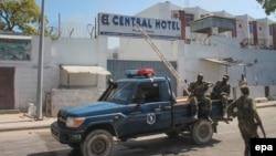 Mogadishu, Somali - foto arkivi