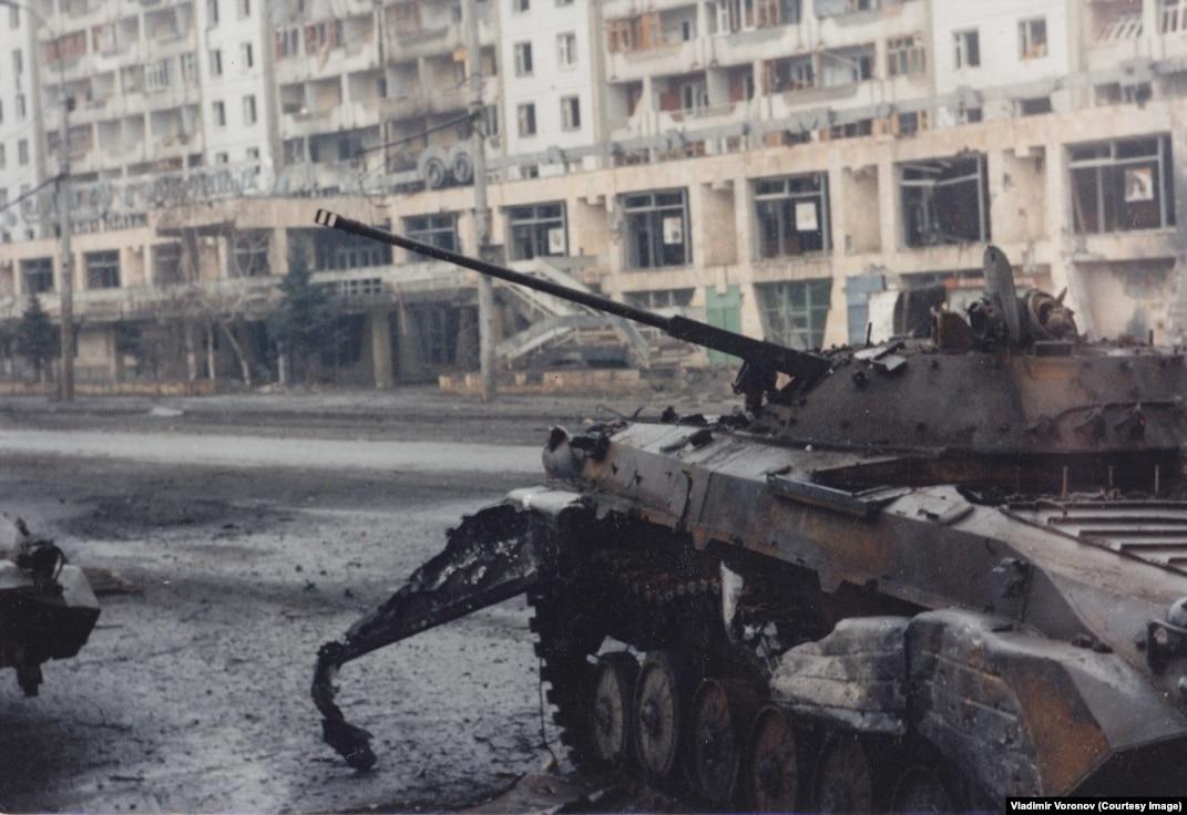 Bài học từ 'địa ngục tăng thiết giáp' của Nga ở Grozny 1994