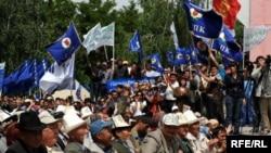Кыргызстандын эли 27-июнда референдумда Конституциянын жаңы долбооруна добуш берет