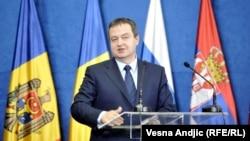 Голова МЗС Сербії Івіца Дачич