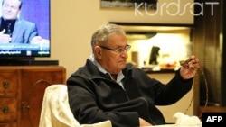 Presidenti irakian, Jalal Talabani (ARKIV)