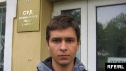 Павал Кур'яновіч ля суду