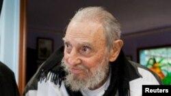 Фидель Кастро, февраль 2016 года