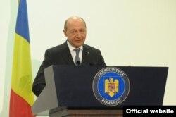 Președintele Traian Basescu