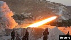 نیروهای مخالف رژیم سوریه