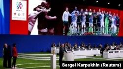Делегатите на ФИФА на денешниот Конгрес во Москва