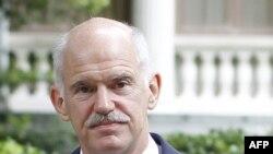 Грчкиот премиер Јоргос Папандреу